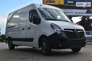 Opel Movano груз. 2.3TD МТ (125 л.с.) L2H2 3500 FWD