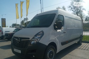 Opel Movano груз. 2.3TD МТ (125 л.с.) L3H2 3500 RWD
