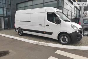 Opel Movano груз. 2.3DT МТ (125 л.с.) FWD  L3H2