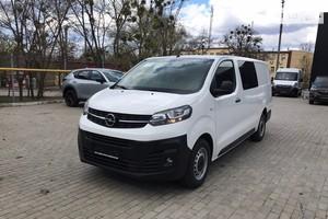Opel Vivaro груз. Crew Cab 2.0 BlueHDi MT (150 л.с.) L2 Essentia