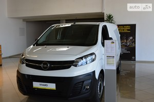 Opel Vivaro груз. 2.0 BlueHDi MT (150 л.с.) L1 Essentia