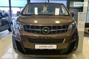 Opel Zafira Life 2.0 BlueHDi AT (180 л.с.) L1 Business Innovation
