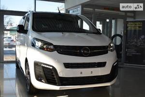 Opel Zafira Life 2.0 BlueHDi 7AT (180 л.с.) L2 Innov. Business Innovation