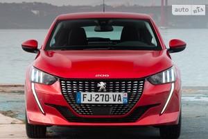 Peugeot 208 1.2 PureTech MT (100 л.с.) Base