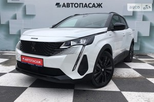 Peugeot 3008 2.0 BLueHDi AT (180 л.с.) S&S GT Pack