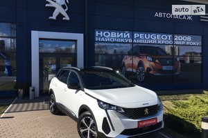 Peugeot 3008 2.0 HDi AT (150 л.с.) GT