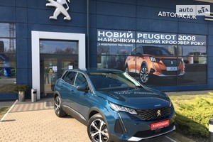 Peugeot 3008 2.0 HDi AT (150 л.с.) Active Pack