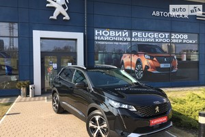 Peugeot 3008 2.0 HDi AT (150 л.с.) Allure Pack