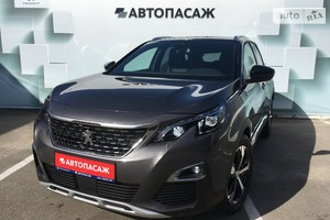 Peugeot 3008 2.0 BlueHDi AT (180 л.с.) Start&Stop GT-Line