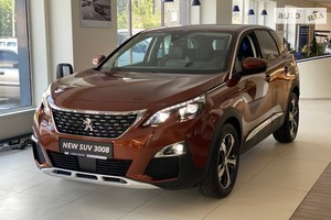 Peugeot 3008 New 2.0 HDi AT (150 л.с.) Allure-Line