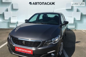 Peugeot 301 New 1.6 MT (115 л.с.) Active