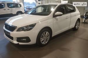Peugeot 308 New 1.6 HDi МТ (92 л.с.) Individual