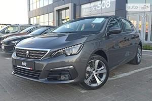 Peugeot 308 New 1.5 BlueHDi 8АТ (130 л.с.) Start/Stop Allure