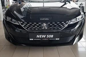 Peugeot 508 2.0 HDi AT (180 л.с.) GT