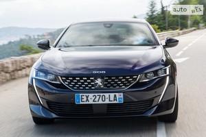 Peugeot 508 1.6 PureTech AT (215 л.с.) Allure