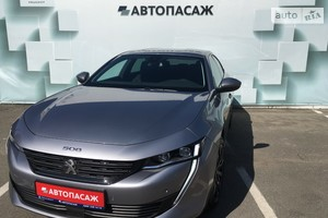 Peugeot 508 1.6 PureTech AT (215 л.с.) Allure