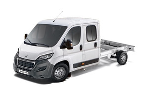 Peugeot Boxer груз. DBL Cab 2.0BlueHDi MT (160 л.с.) 435 L4 4WD