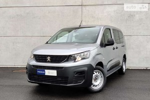 Peugeot Partner пасс. Crewcab 1.5 BlueHDi MT (100 л.с.) L2