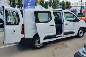 Peugeot Partner пасс.  Grip