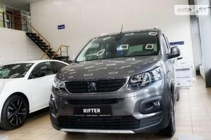 Peugeot Rifter 1.6 HDi MT (92 л.с.) L1 Allure