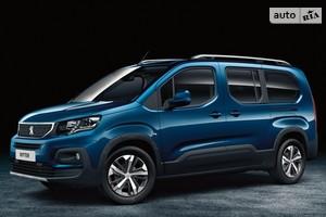 Peugeot Rifter 1.6 HDi MT (92 л.с.) L1 Allure-Line