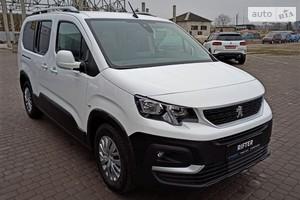 Peugeot Rifter 1.6 HDi MT (92 л.с.) L2 Individual