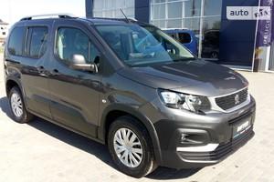 Peugeot Rifter 1.6 HDi MT (92 л.с.) L1 Individual
