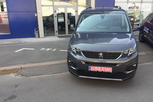 Peugeot Rifter 1.5 BlueHDi AT (130 л.с.) L2 Allure
