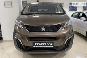 Peugeot Traveller 2.0 HDi MT (150 л.с.) L3 Active