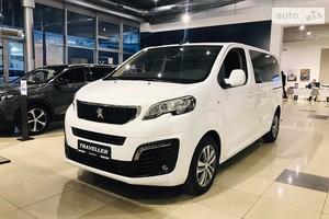 Peugeot Traveller 2.0 BlueHDi AT (180 л.с.) L2 Active