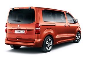 Peugeot Traveller 2.0 BlueHDi MT (150 л.с.) L2 4WD Active