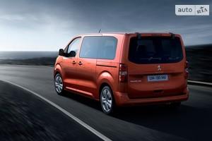 Peugeot Traveller 2.0 BlueHDi MT (150 л.с.) L3 4WD Active
