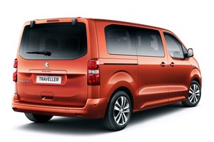 Peugeot Traveller 2.0 BlueHDi AT (180 л.с.) L3 Active