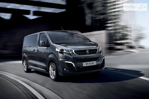 Peugeot Traveller 2.0 BlueHDi AT (180 л.с.) L2 Active