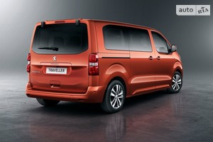 Peugeot Traveller 2.0 BlueHDi MT (150 л.с.) L3 Active