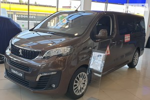 Peugeot Traveller 2.0 BlueHDi AT (180 л.с.) L3 Business