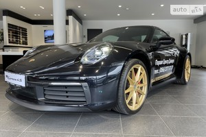 Porsche 911 Carrera 4S PDK (450 л.с.)
