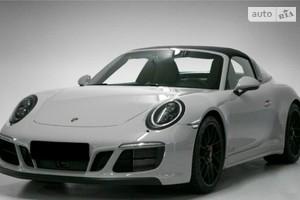 Porsche 911 Targa 4S PDK (450 л.с.)