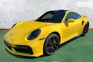 Porsche 911 Turbo S PDK (650 л.с.) base
