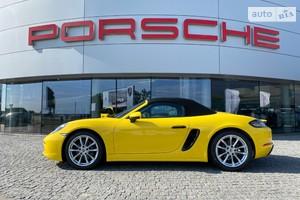 Porsche Boxster 718 АТ (300 л.с.)