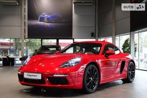 Porsche Cayman 718 2.0 AT (300 л.с.)