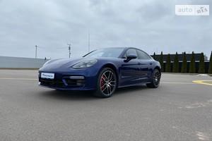 Porsche Panamera GTS 4.0 PDK (480 л.с.)