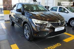 Renault Arkana 1.6 CVT (114 л.с.) Zen