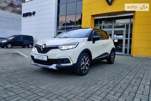 Renault Captur 1.5D EDC6 (110 л.с.) Intense