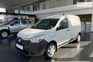 Renault Dokker груз. 1.6 MT (80 л.с.) Authentique