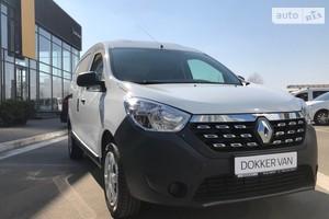 Renault Dokker груз. 1.6 MT (84 л.с.) Authentique