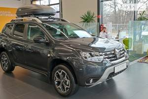 Renault Duster 1.5 D MT (110 л.с.) Ultramarine
