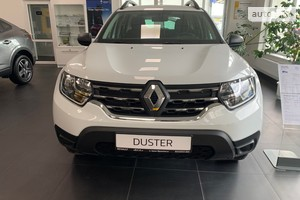 Renault Duster 1.6 MT (115 л.с.) Life