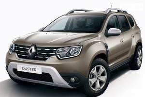 Renault Duster 1.6 MT (115 л.с.) AWD Zen