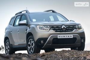 Renault Duster 1.5 D EDC (110 л.с.) Intense